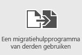 Migratiehulpprogramma's van derden gebruiken om postvakken te migreren naar Office 365