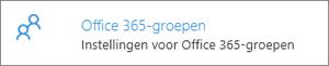 Office 365-groepen