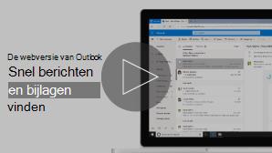 Miniatuurafbeelding van e-mail video zoeken