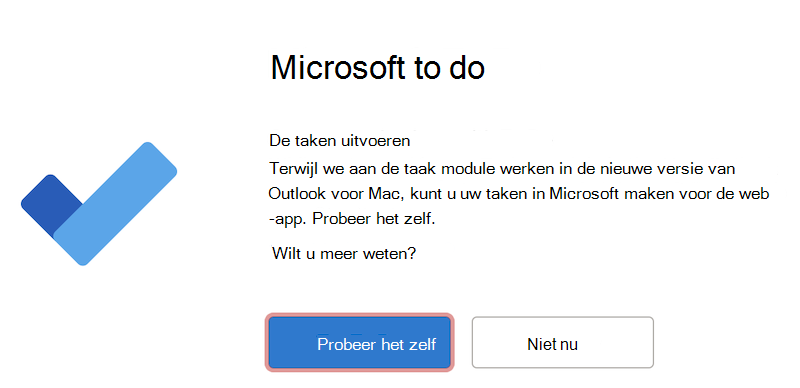 Microsoft To Do uitproberen