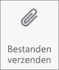 De knop Bestanden verzenden in OneDrive voor Android