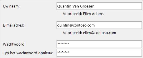 Aan de slag voor werknemers: een Outlook-e-mailaccount maken