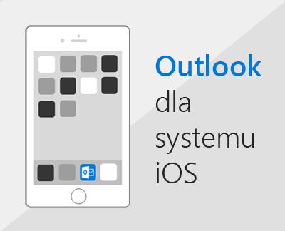 Kliknij, aby skonfigurować aplikację Outlook dla systemu iOS