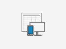 Logo szablonu programu Access