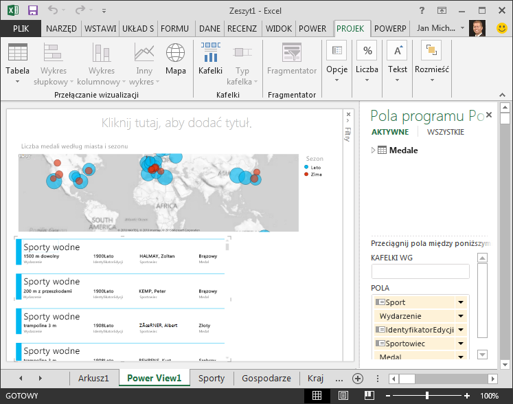Samouczek tworzenie atrakcyjnych raport w programu power for Cost to build report