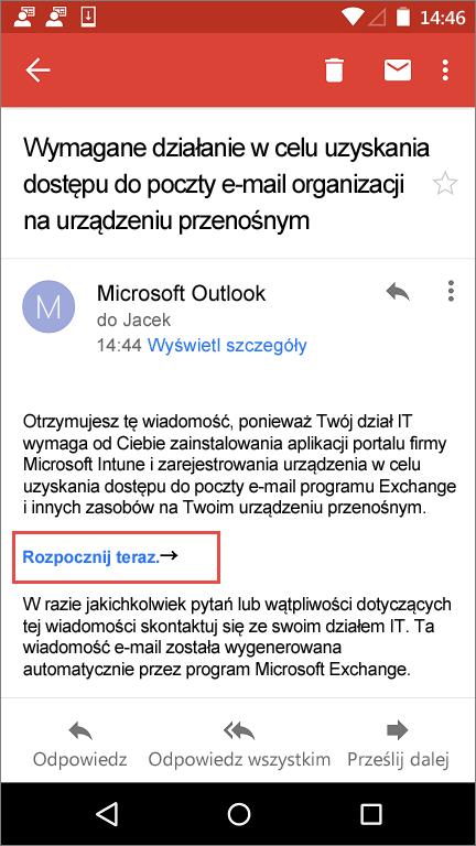 Początkowa_wiadomość_e-mail_usługi_MDM_dla_systemu_Android_1