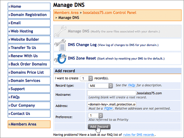 DomainMonster-najlepszych praktyk — Konfigurowanie-2-2