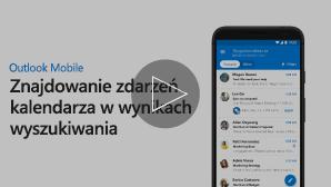 Miniatura obrazu klipu wideo dla wyszukiwania w kalendarzu