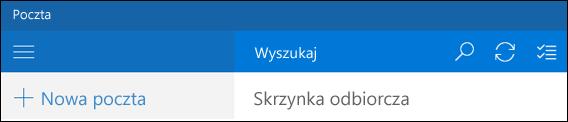 Wyszukiwanie w programie Poczta Outlook