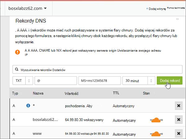Cloudflare-najlepszych praktyk Sprawdź-1-5