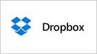 Logo usługi DropBox