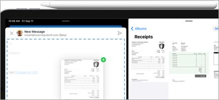 Otwieranie wielu okien w programie Outlook