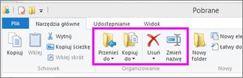 Otwórz folder, w którym znajduje się pobrany plik.