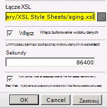 Wklejone łącze do pliku XSL