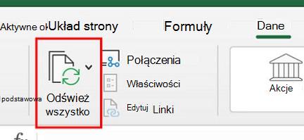 Korzystanie z dodatku Power Query w programie Excel dla komputerów Mac