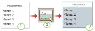 Motywy programu PowerPoint