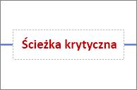 Pole tekstowe łącznika