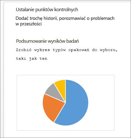 Wklejanie zawartości z aplikacji OneNote Online