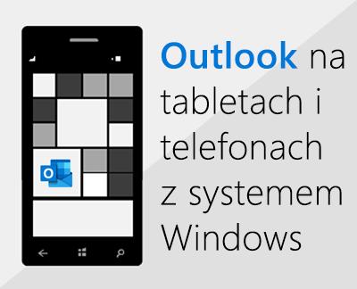 Konfigurowanie poczty e-mail na urządzeniu z systemem Windows 10