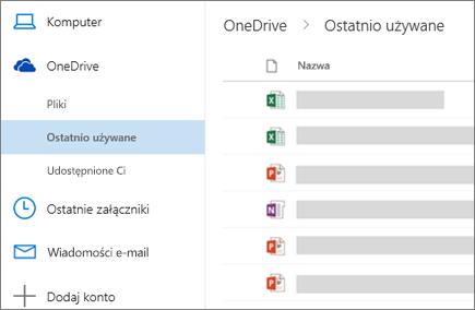 Udostępnianie plików w programie Outlook w sieci web