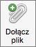 Przycisk Dołącz plik