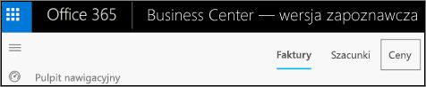 Zrzut ekranu: Wybieranie ceny zmienianie lub aktualizowanie cennik