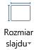 Ikona Rozmiar slajdu