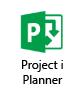 Pomoc dotycząca ułatwień dostępu dla programu Project i usługi Planner
