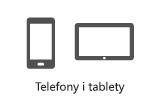 Telefony i tablety