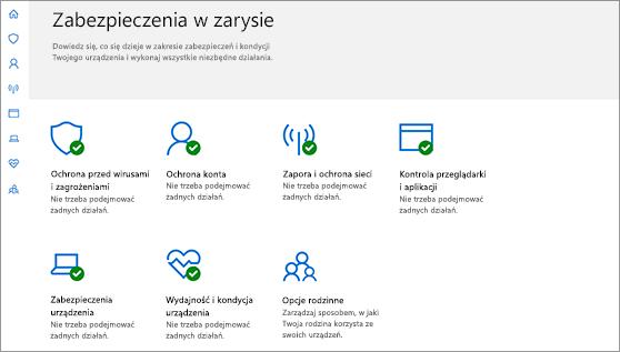 WindowsDefender Security Center