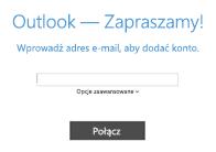 Dodawanie nowego konta e-mail