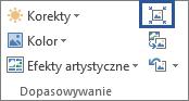 Ikona Kompresuj obrazy bez etykiety
