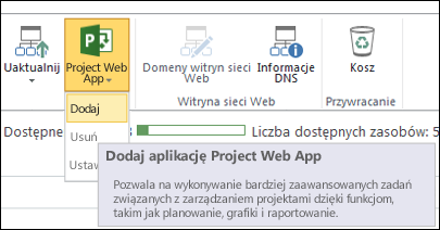 Project Web App > Dodaj
