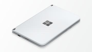 Ekrany zamykania urządzenia Surface Duo