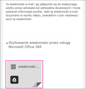 OME Viewer z usługą Gmail 1