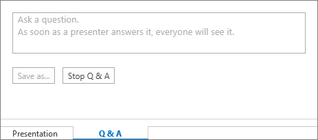 Pytania i odpowiedzi i kart prezentacji