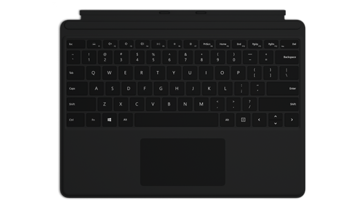 Klawiatura Surface Pro X