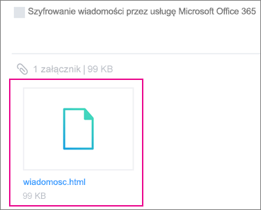 OME Viewer z usługą Yahoo mail w systemie Android 1
