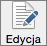 Przycisk Edytuj w obszarze Preferencje programu Word