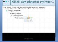 Dodawanie podpisów, adnotacji i podtytułów do prezentacji