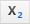 Przycisk Indeks dolny
