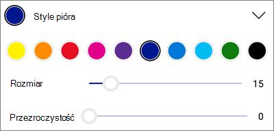 OneDrive dla stylów pióra znaczniki Android PDF