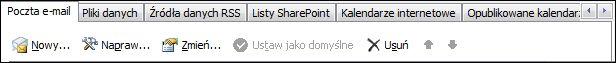 Outlook 2010: dodawanie nowego konta