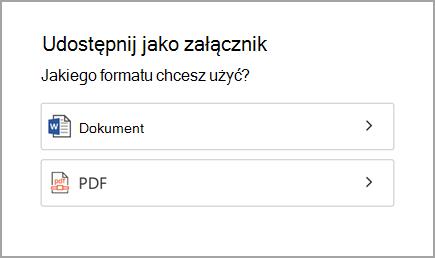 Dokument lub plik PDF