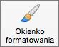 Przycisk okienka formatowania