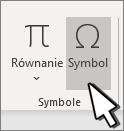 Wstawianie symbolu