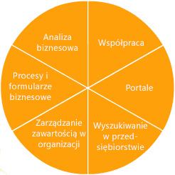 Funkcje programu SharePoint Server 2007