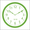 Zegar analogowych