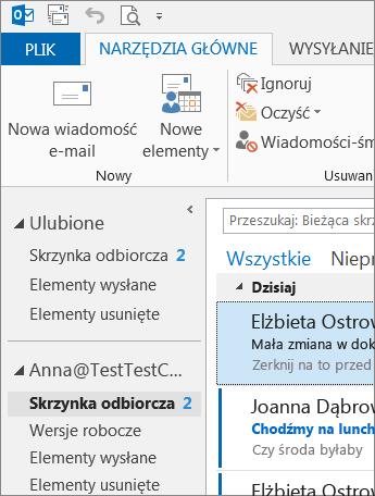 Motyw pakietu Office o nazwie Jasnoszary