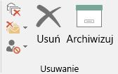 Archiwizowanie jednym kliknięciem